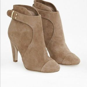 French Connection Rosa Ankle Bootie- Natural